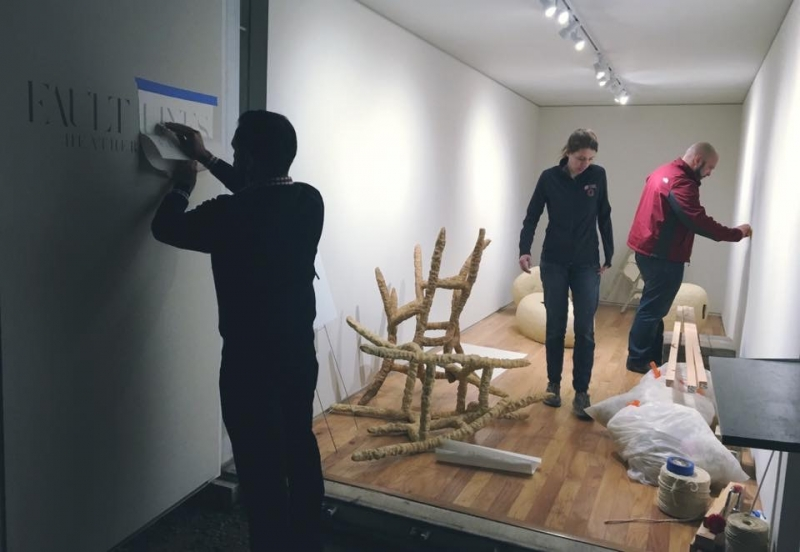 Installing Fault Lines