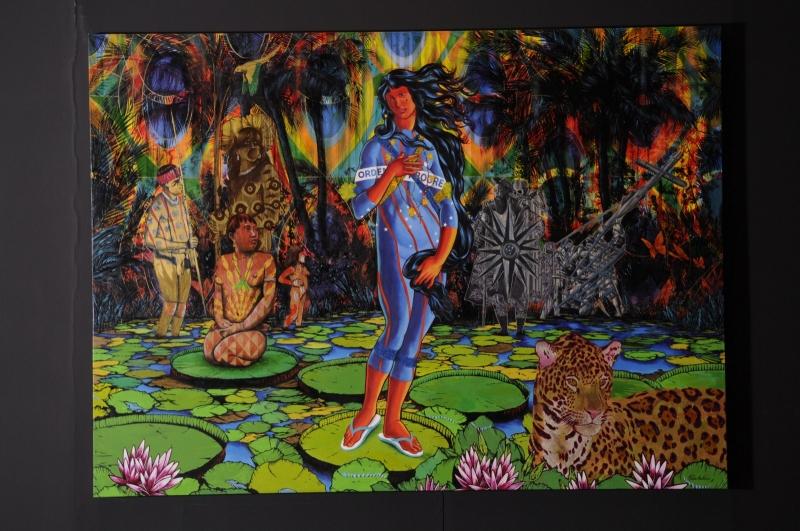 Paulo Santos (lives, works in Rio de Janeiro, Brazil)