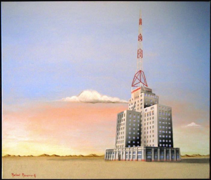 Rafael Navarro (lives, works in Phoenix)