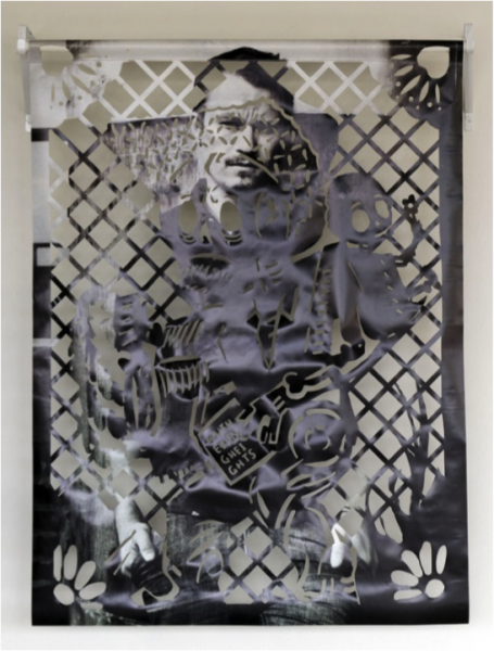Peter Bugg In collaboration with Molly Mendoza (lives, works in Tempe - ASU)