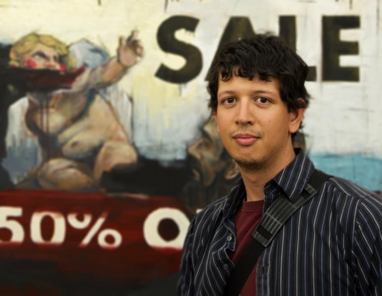 Fernando Pinal, May, 2014