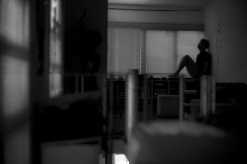 "Cidade (Re)Velada 2, 2011  Black and white digital image Artist's Proof; edition of 15 15.75 x 23.62"" (40 x 60 cm)"