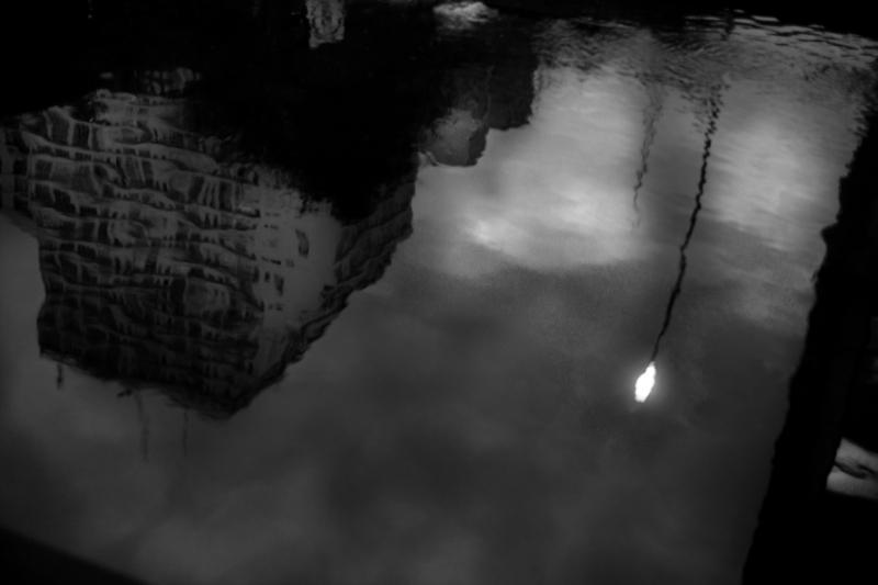"Cidade (Re)Velada 9, 2014  Black and white digital image Artist's Proof; edition of 15 15.75 x 23.62"" (40 x 60 cm)"
