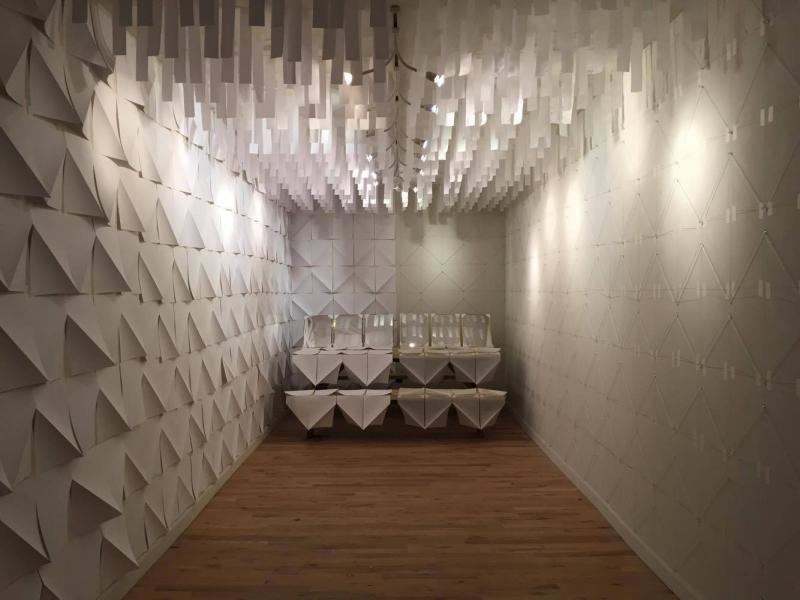 Alberto Aguilar with Madeleine Aguilar, Installation, No Showroom, 12-15