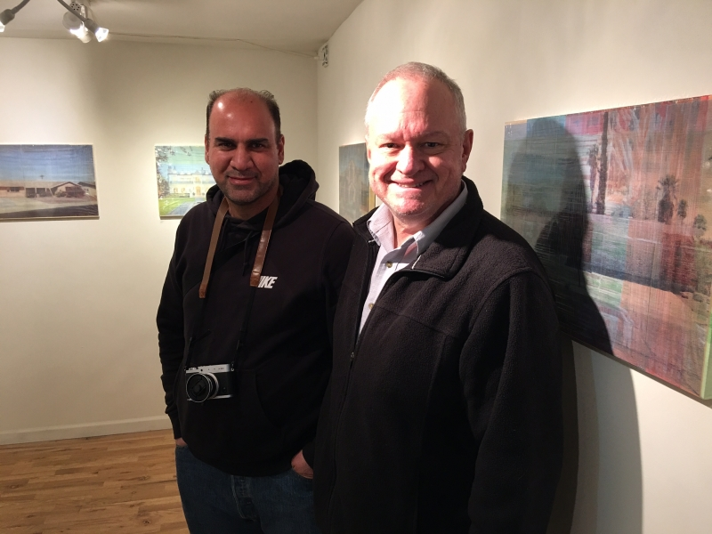 Bob Adams with Ted Decker, Phoenix First Friday, 2-6-16