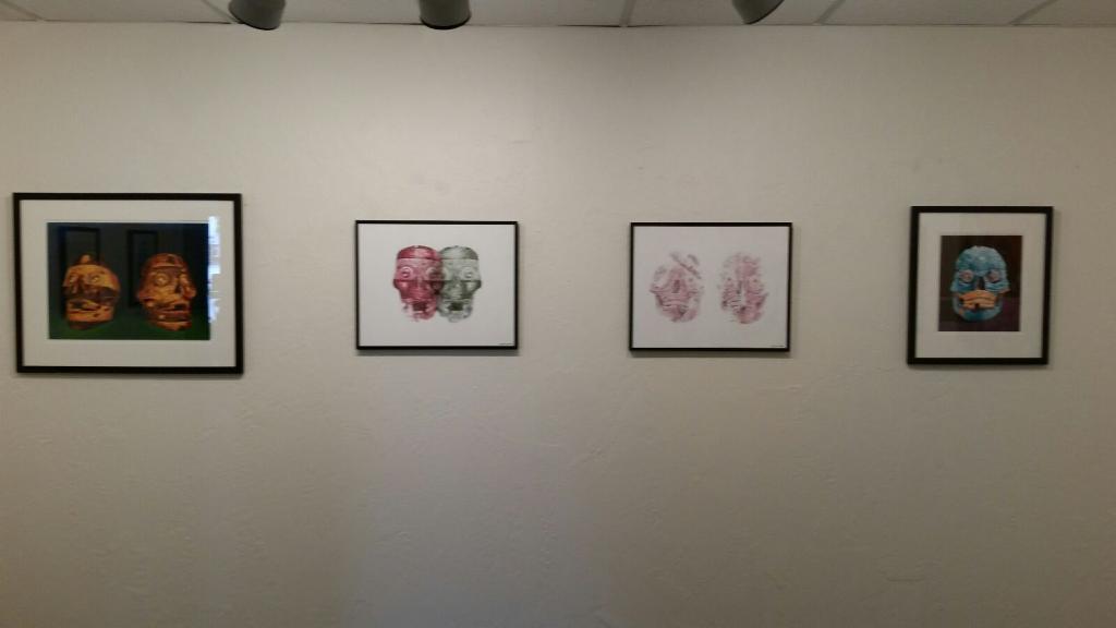Darrin Armigo-Wardle, Wall installation, west, 1-16-16.JPG