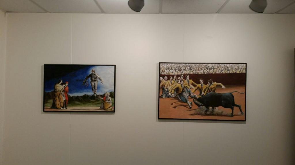 Darrin Armijo-Wardle, wall installation, east, 1-16-16.JPG
