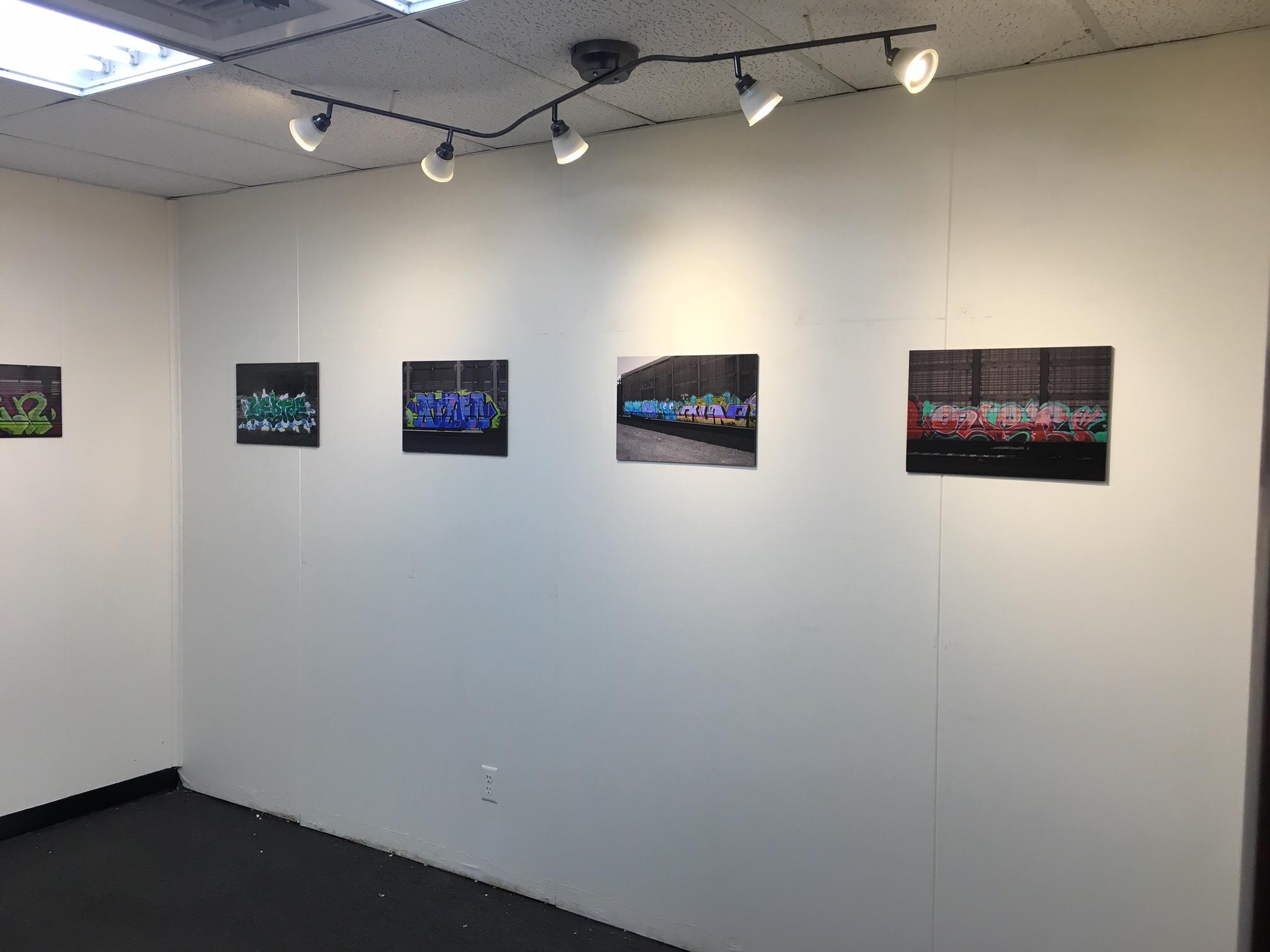 Nicholas Johnson, installation east wall, 1-16-16.JPG