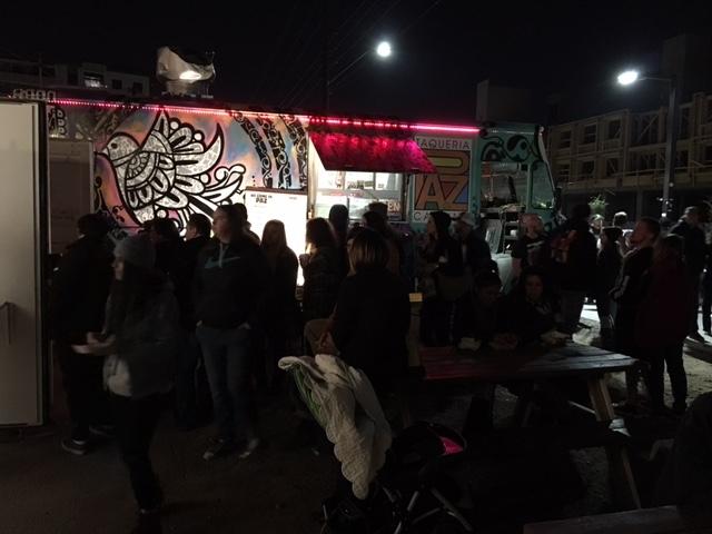 Phoenix December First Friday, 12-2-16  Photo credit: Ted Decker