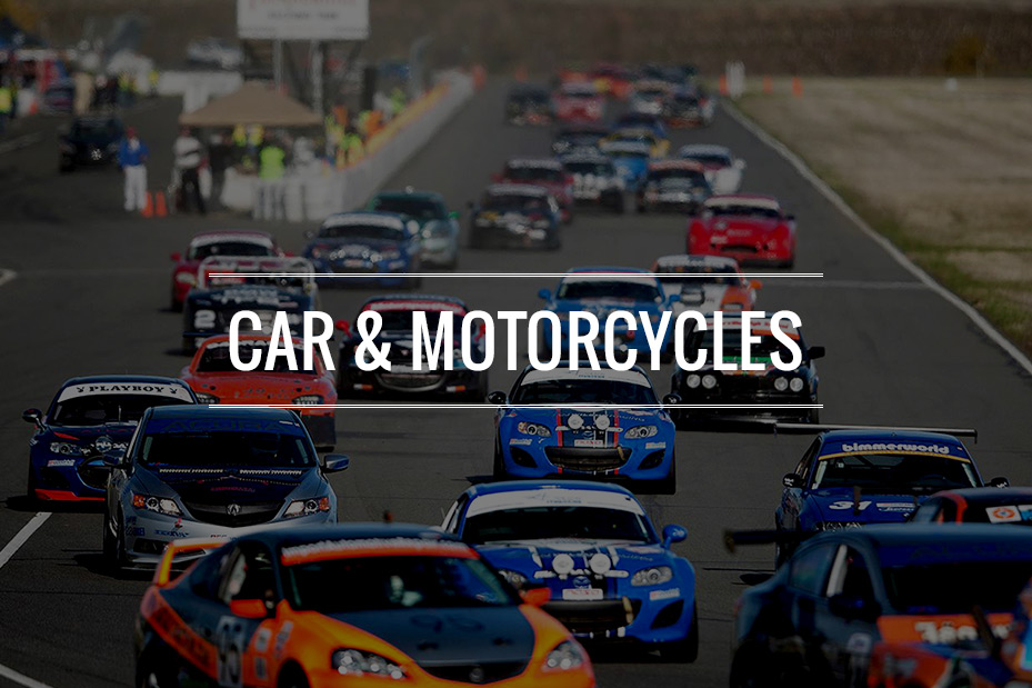Car & Motorcycle Enthusiasts