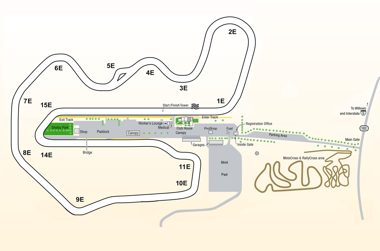 3 Mile Track (Download)