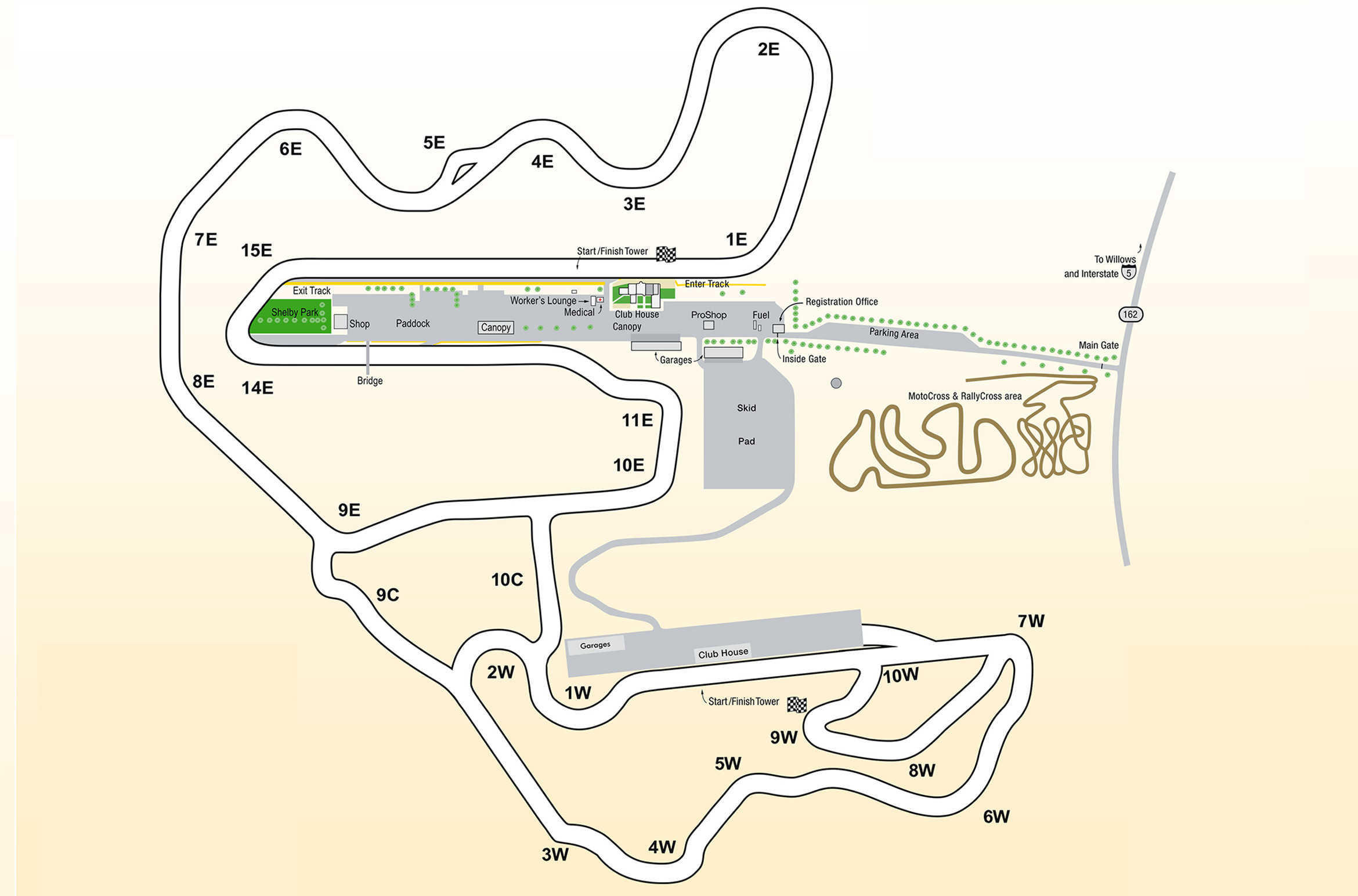 5 Mile Combined Track (Download)