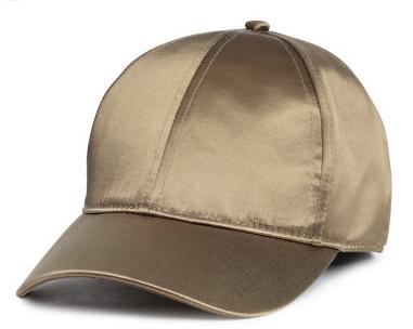 H&M Satin Hat