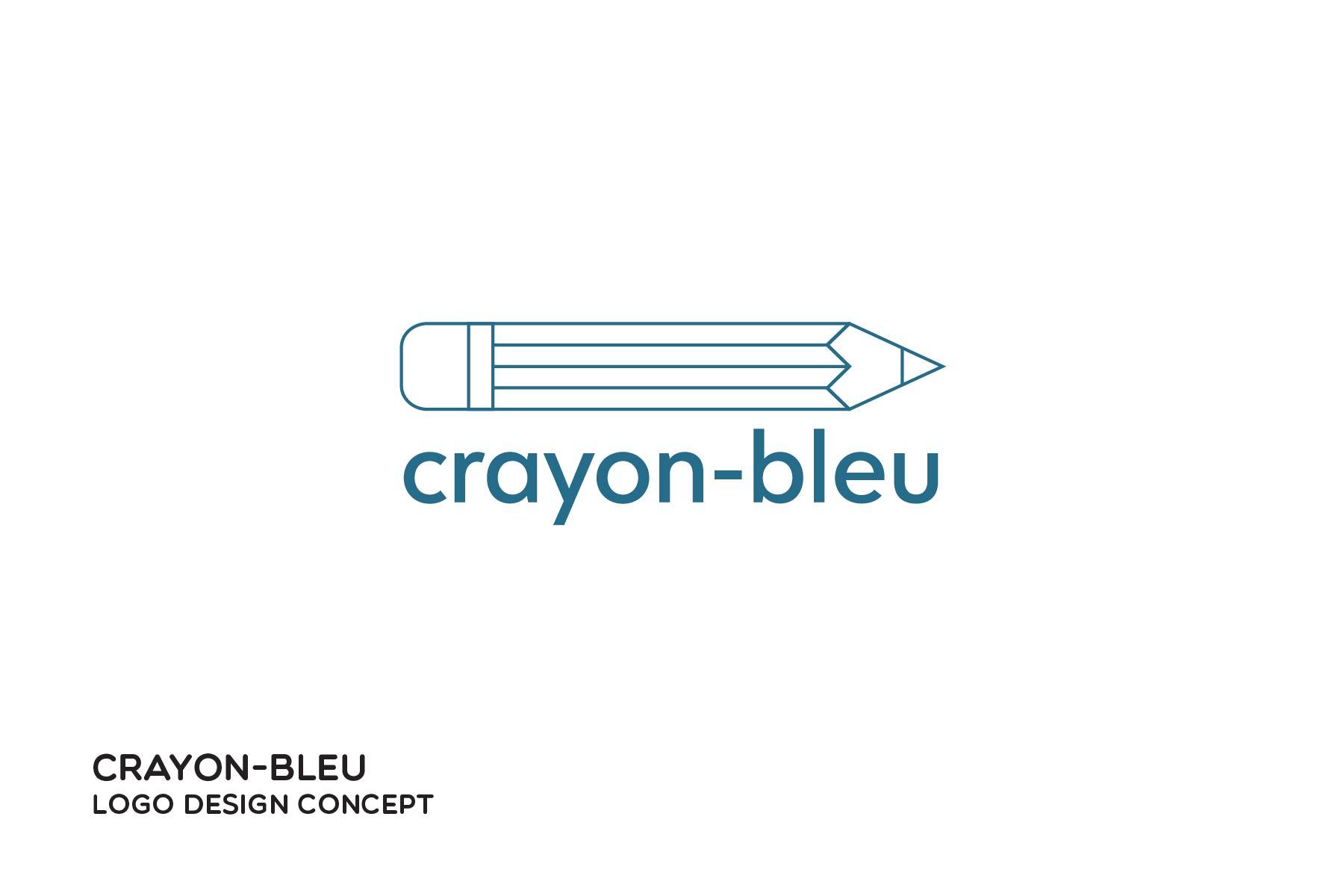 Logo design for scientific editing business