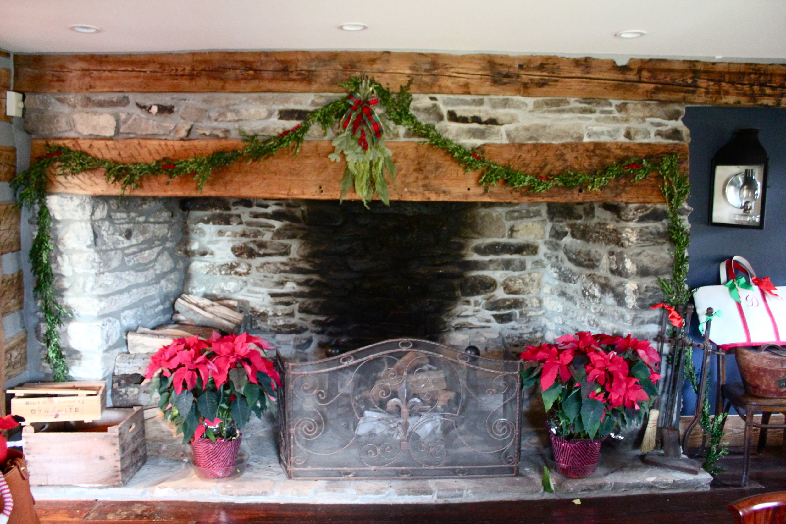 fireplace - yup, there are 3 of these on the ground floor. you'll never go cold!
