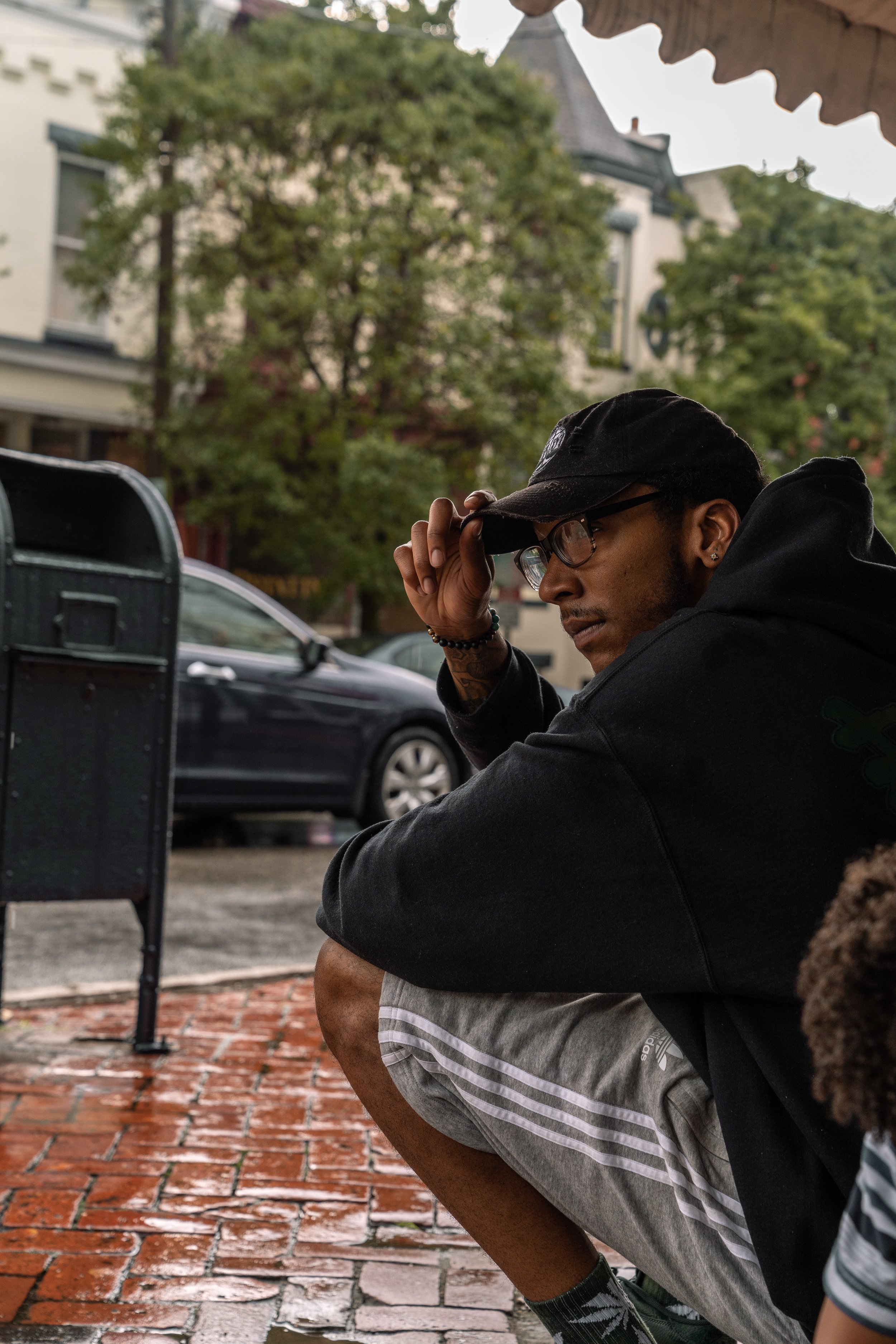 This RVA rapper is been putting in work since 2013! A diverse artist who has an extensive catalog full of beats and original lyrics to vibe to!