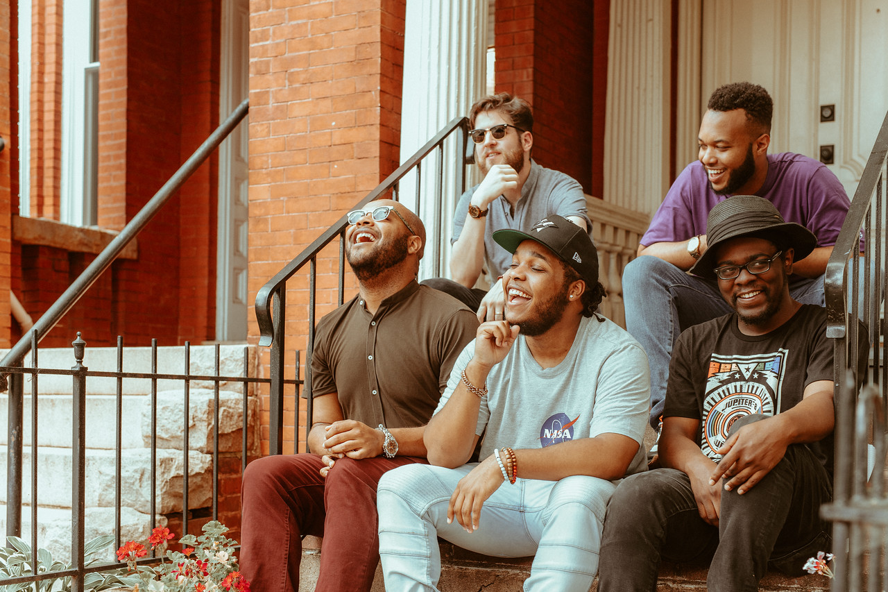 Where is jazz headed? Look no further than this amazing group of future legends! Butcher Brown is redefining progressive jazz and we are happy to have hail from Richmond!  See them live at one of their next shows!