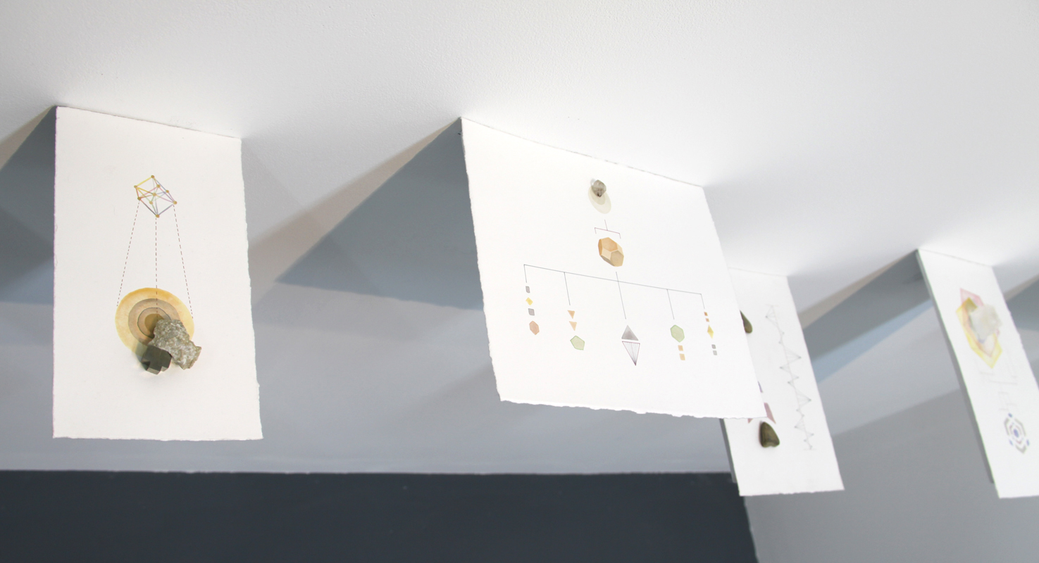 Geometric Findings  (Installation View)