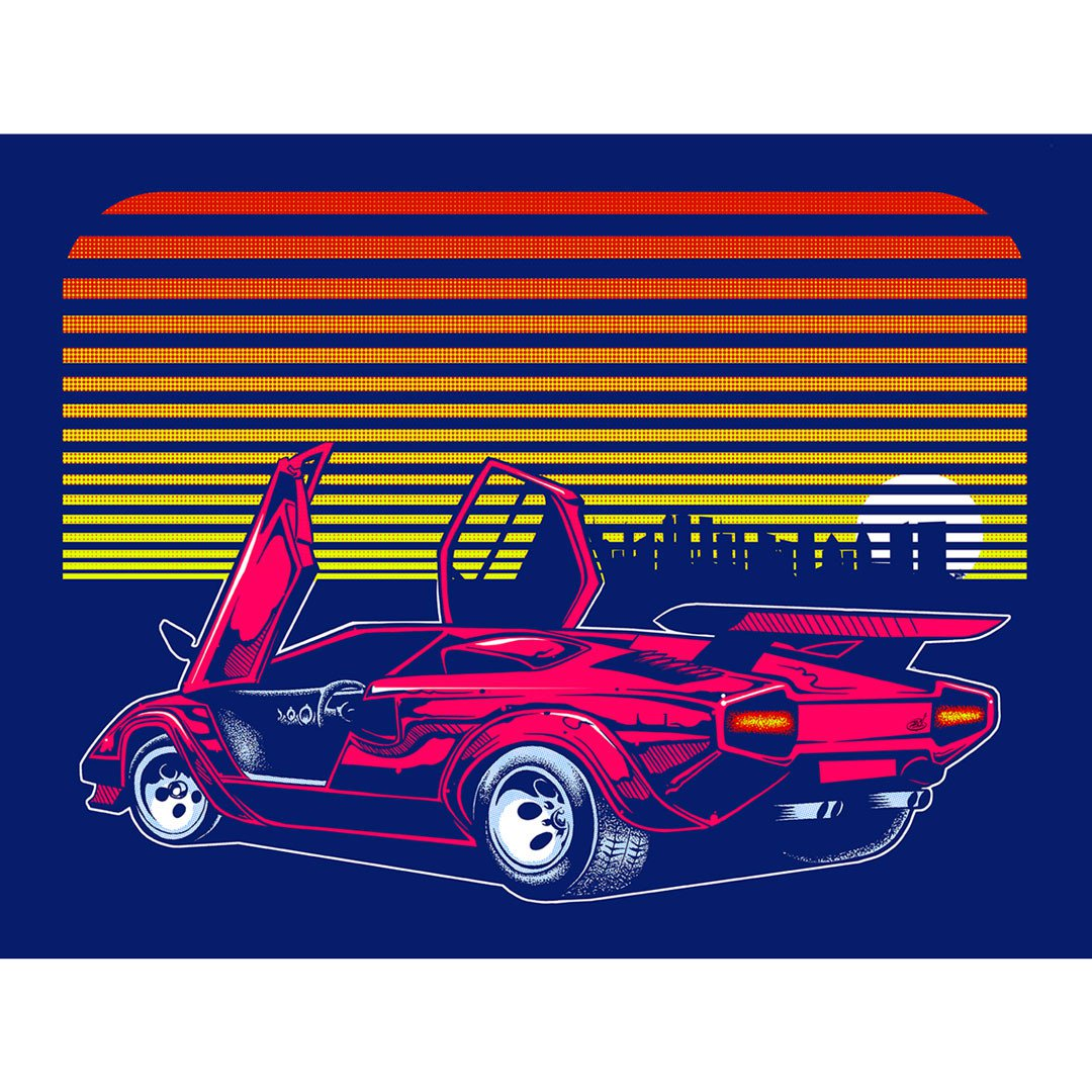 Miami Nights - Dirty Donny - Also your favorite Trapper Keeper.