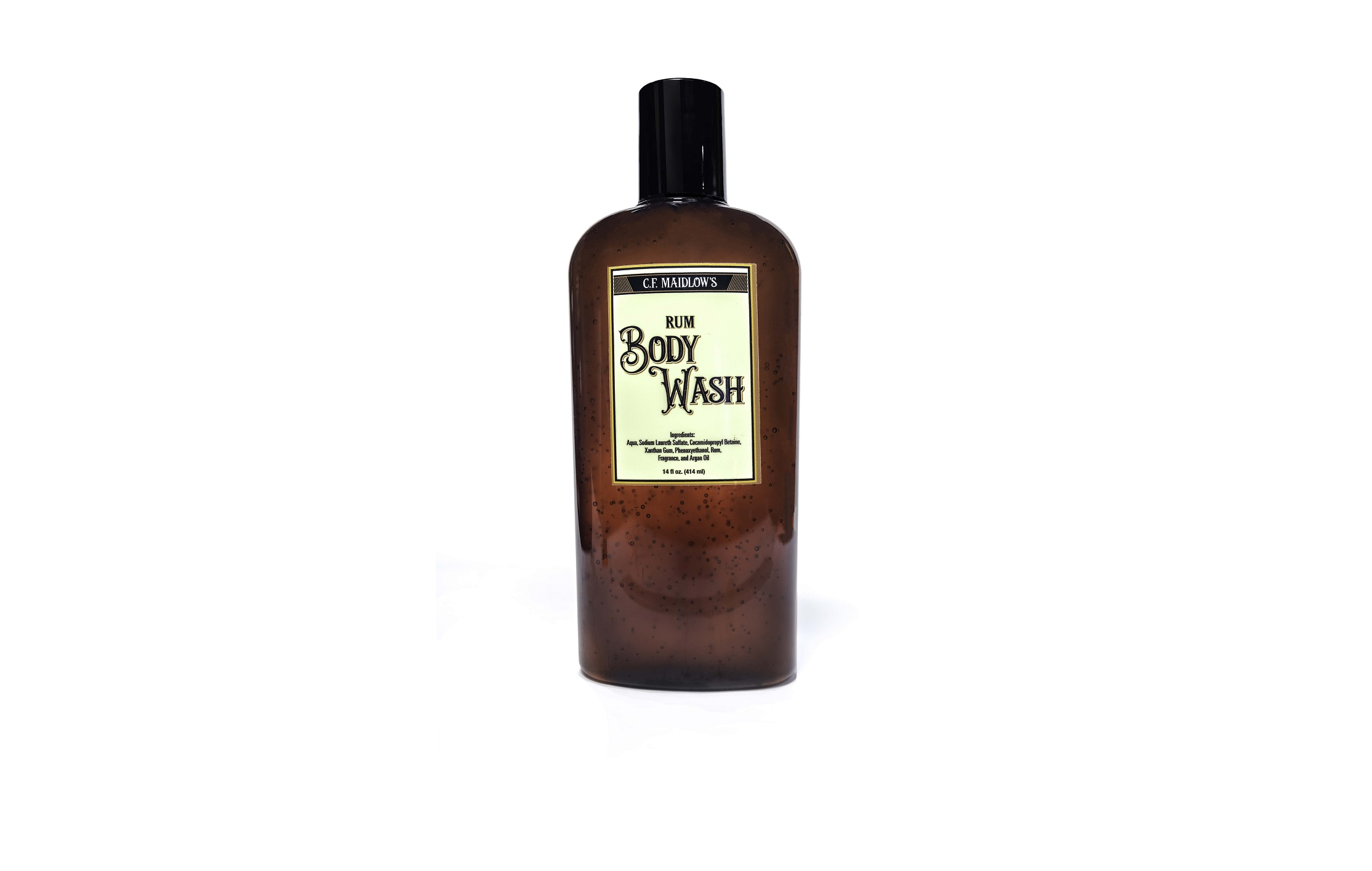Our Bay Rum Body Wash