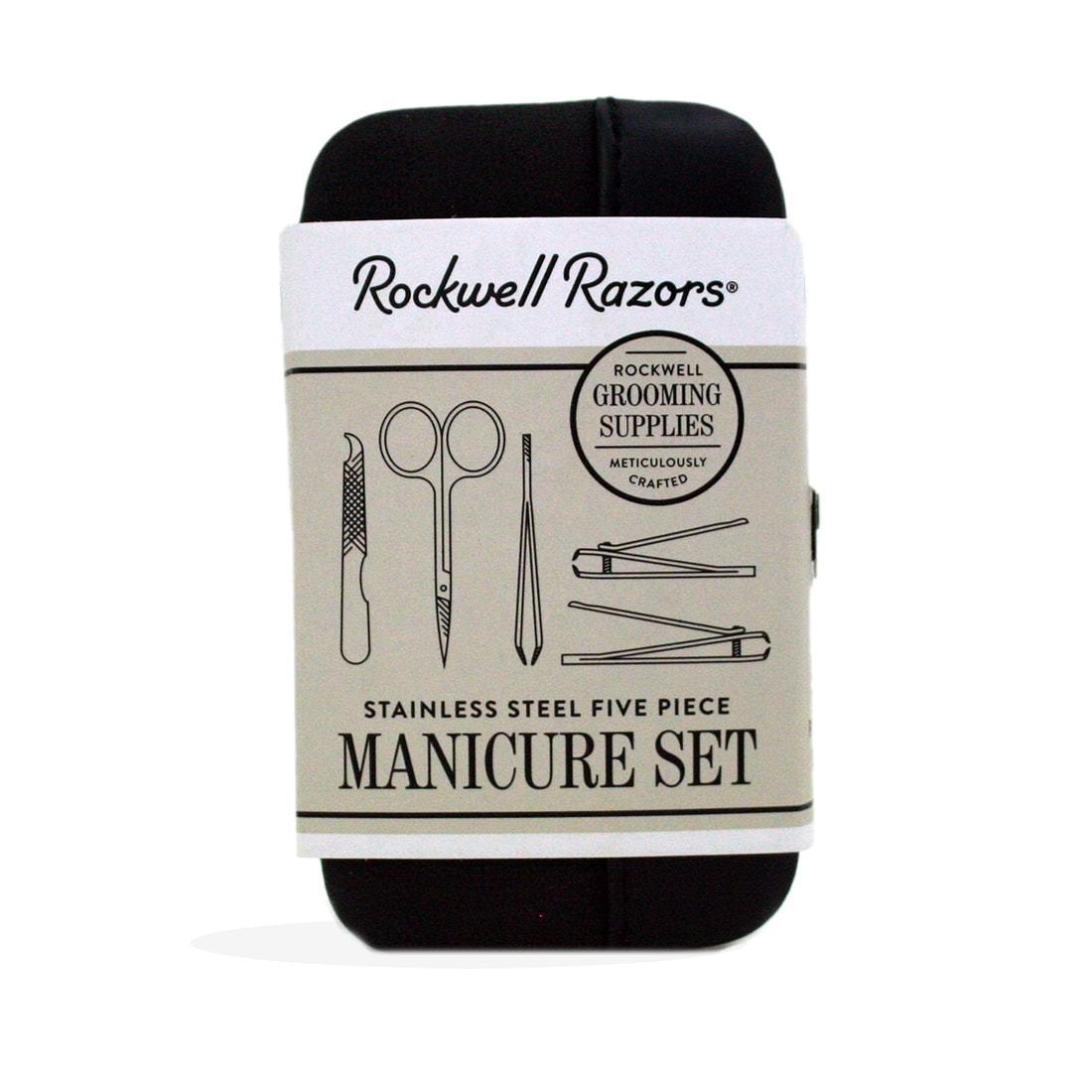 Keep your claws at a minimum with this Rockwell Manicure set.
