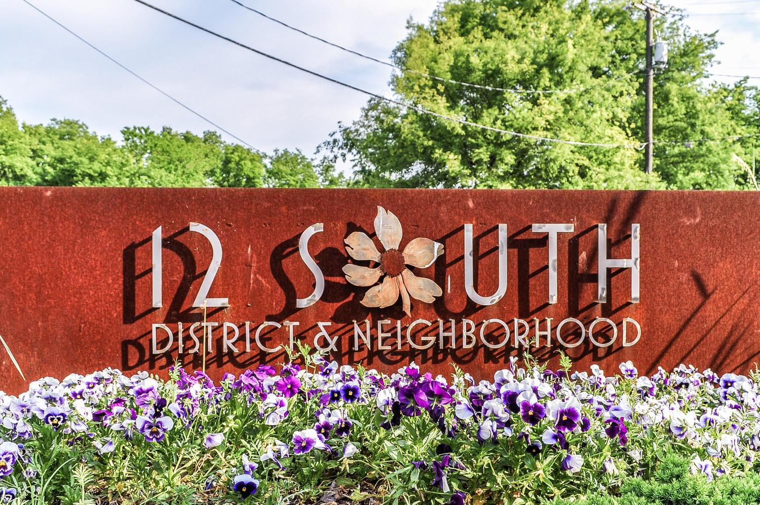 12 South - One of the hottest areas in town
