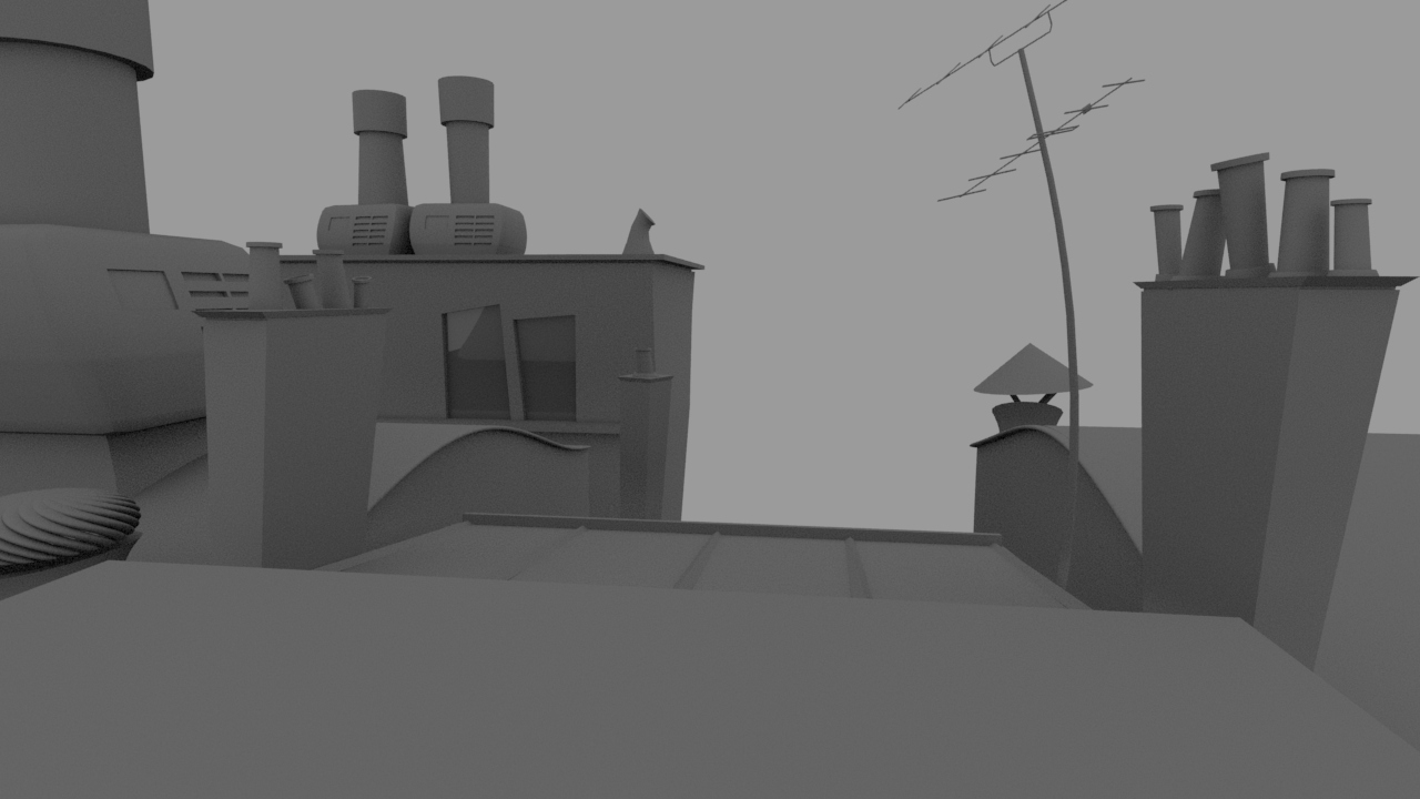 Quick Environment Modeing