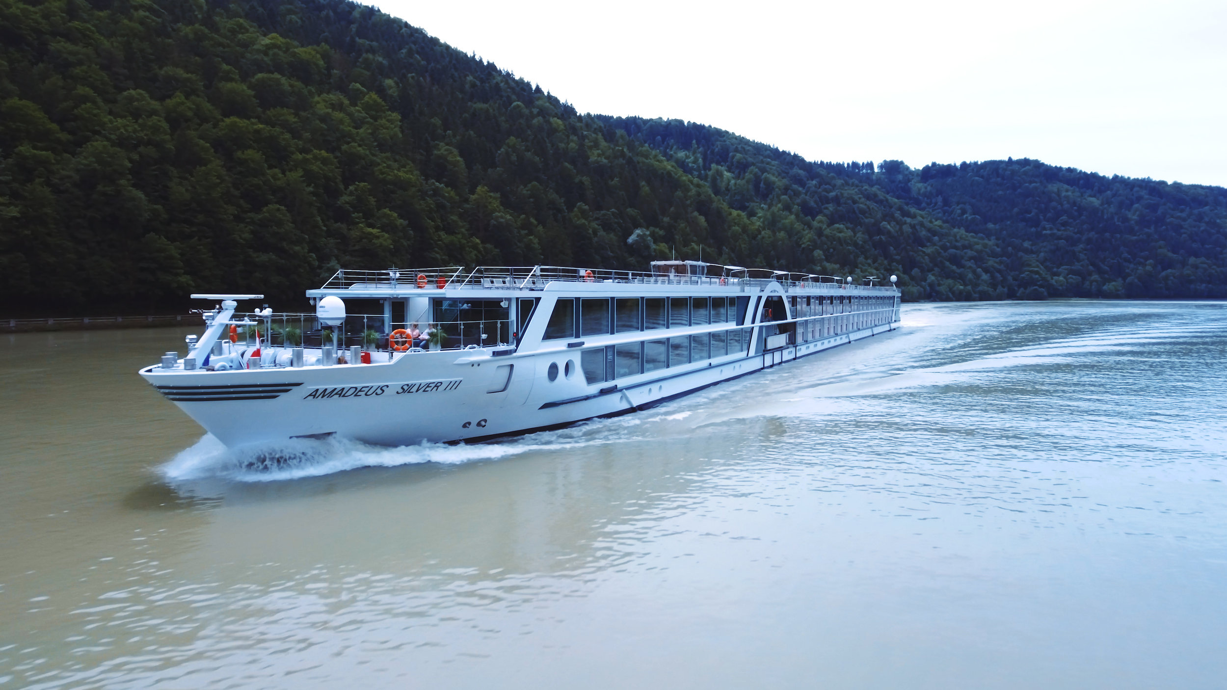 cinematographer + Drone Operator - Amadeus River Cruises