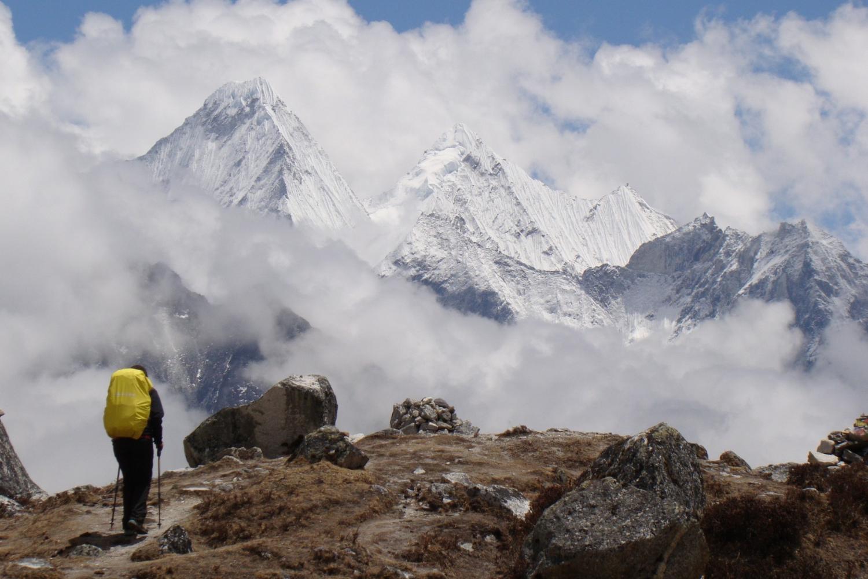 Một hành trình kinh điển đi giữa những ngọn núi Tuyết Sơn lộng lẫy @Fillip Lhota