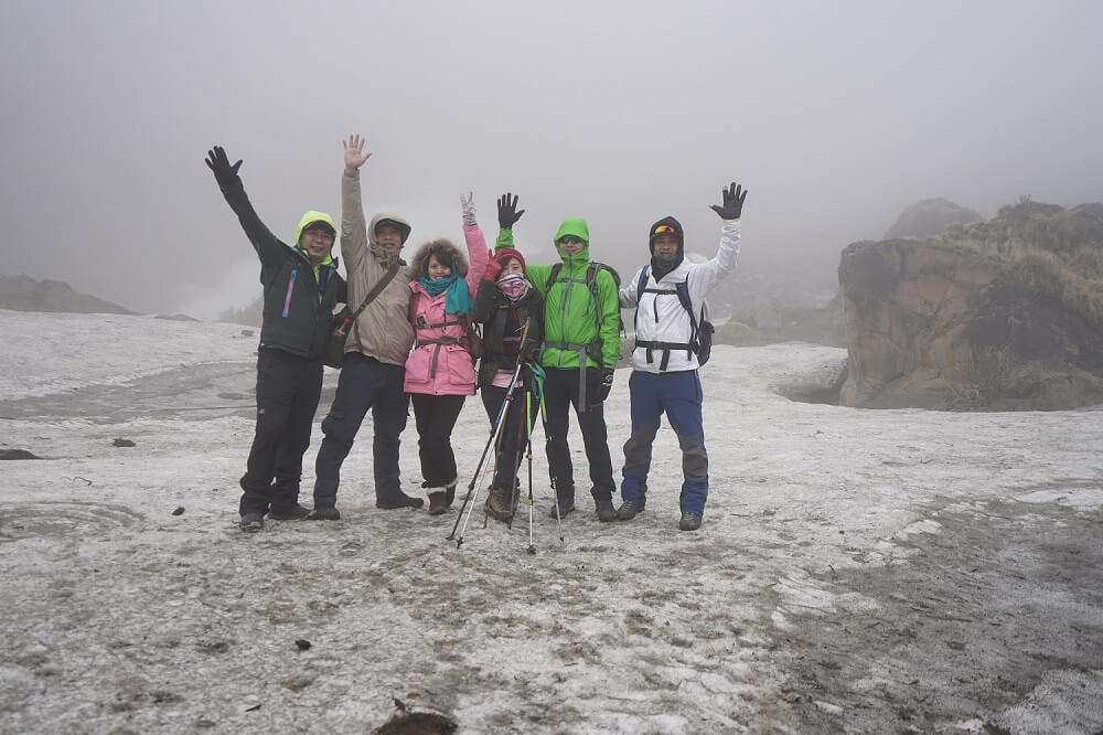 #6magicteam in Annapurna Base Camp