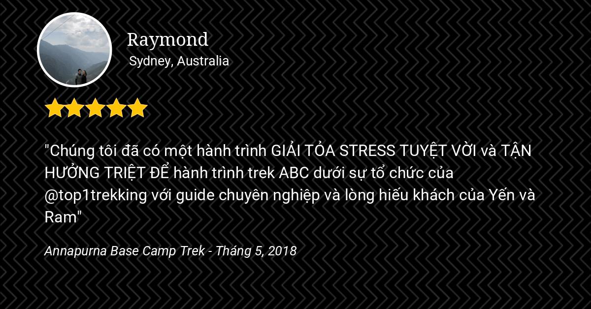 ABC TREK HÀNH TRÌNH GIẢI TỎA STRESS