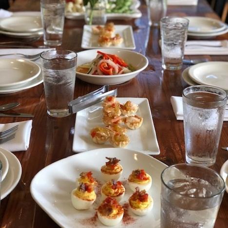 Family-Style Dinner -