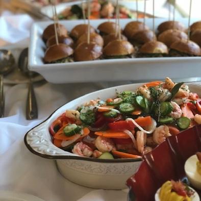 Dinner Buffet -