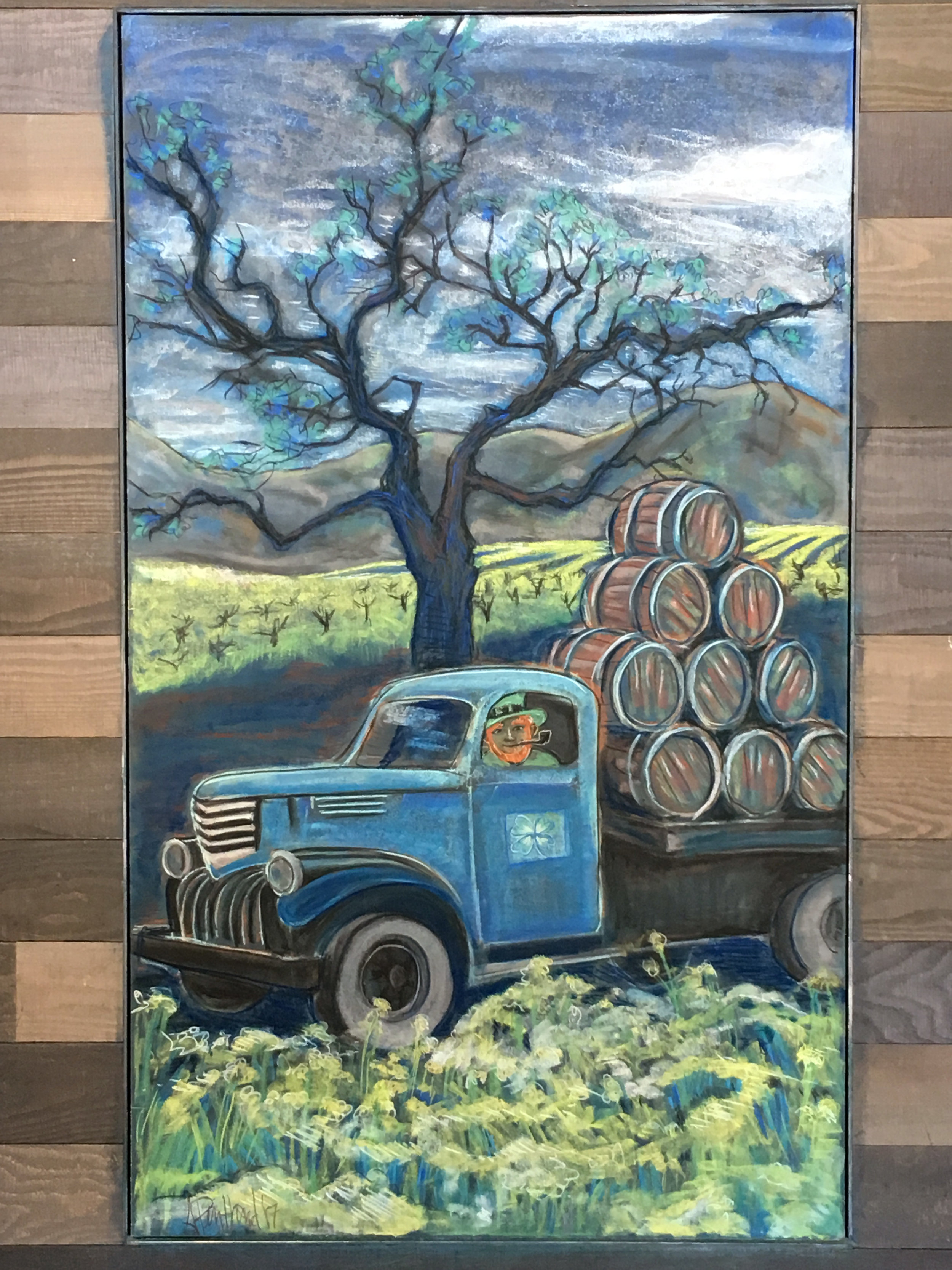 Mending Wall Winery 3/17