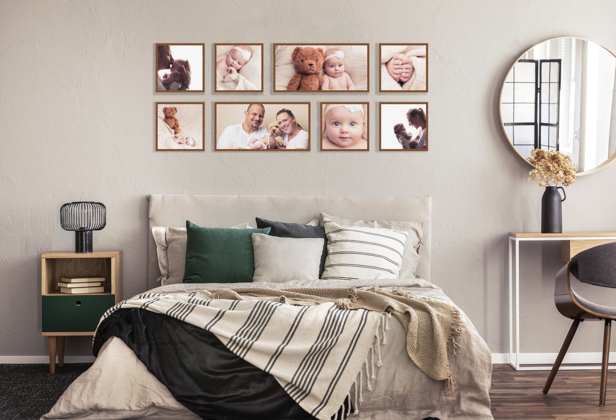 15% off any collection - Receive 15% off the RRP of any wall-art collection containing three pieces or more, when purchased during your cinema projection.