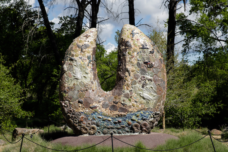 EarthStone - by Colleen Barry