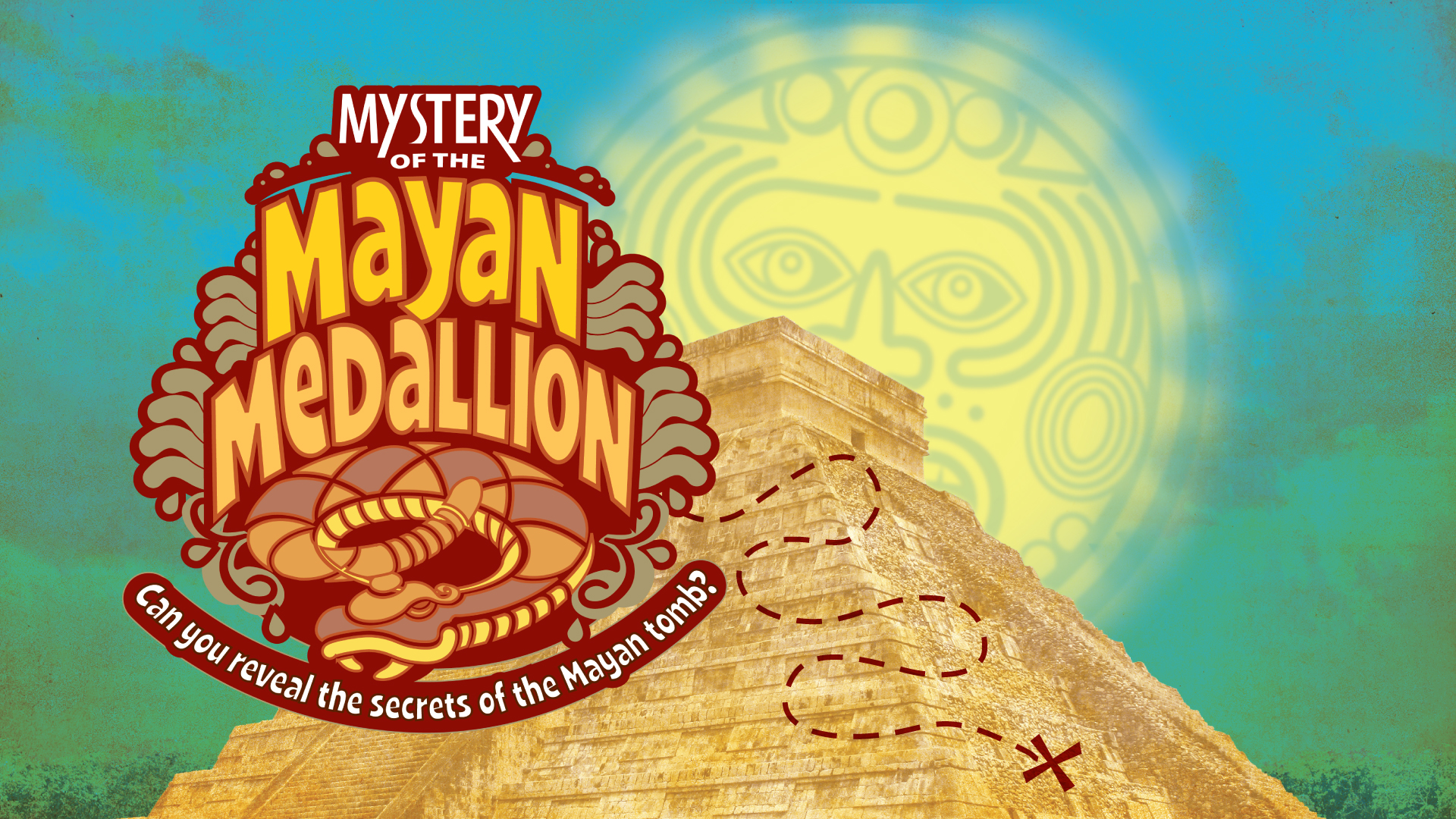 Mystery of the Mayan Medallion - Now - Jan 12, 2020