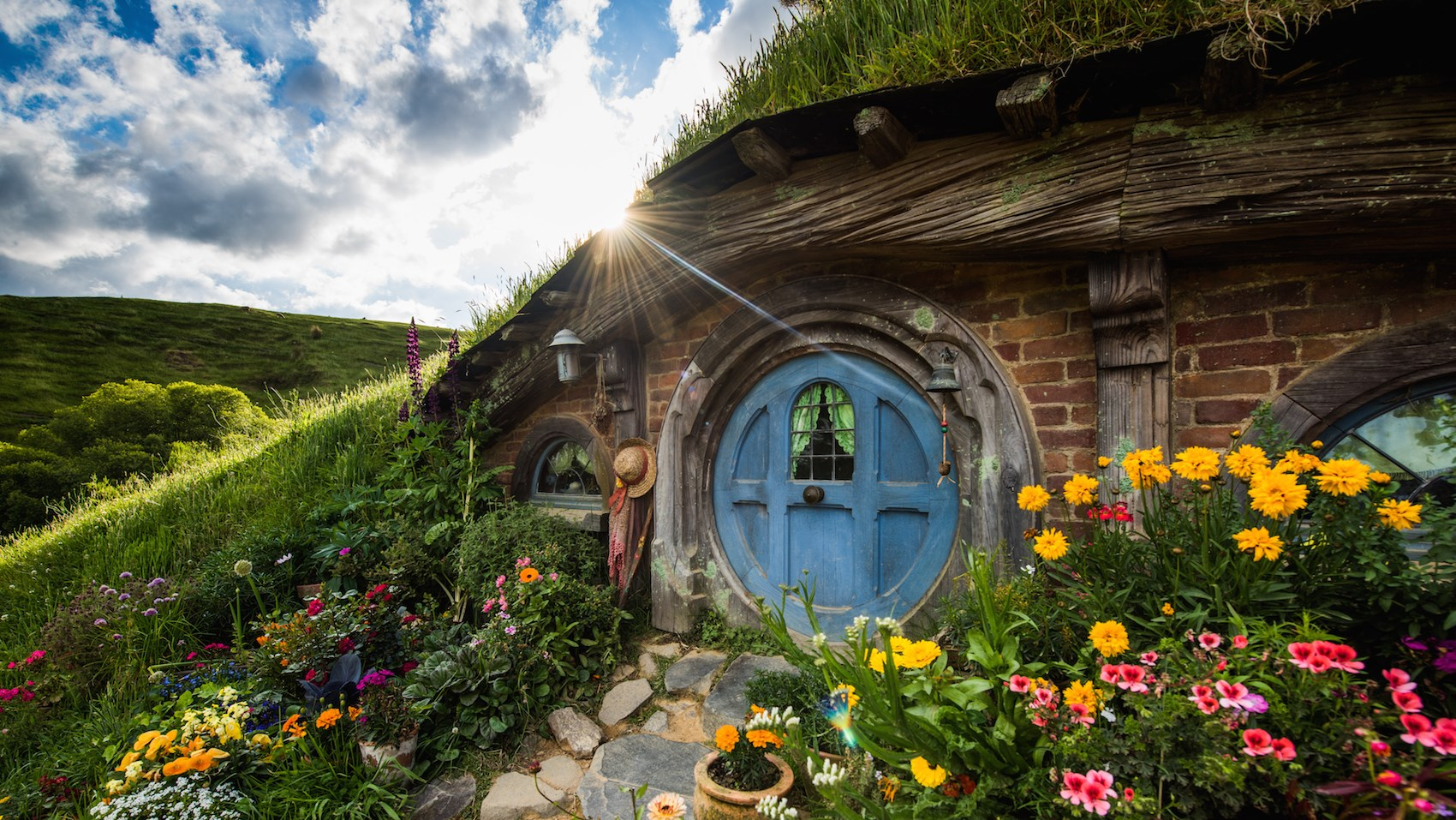 Hobbiton - Experience the magic of Hobbiton. In the heart of New Zealand, you can step into the lush pastures of the Shire™, as featured in The Lord of the Rings and The Hobbit trilogies. 40 minutes drive. More…