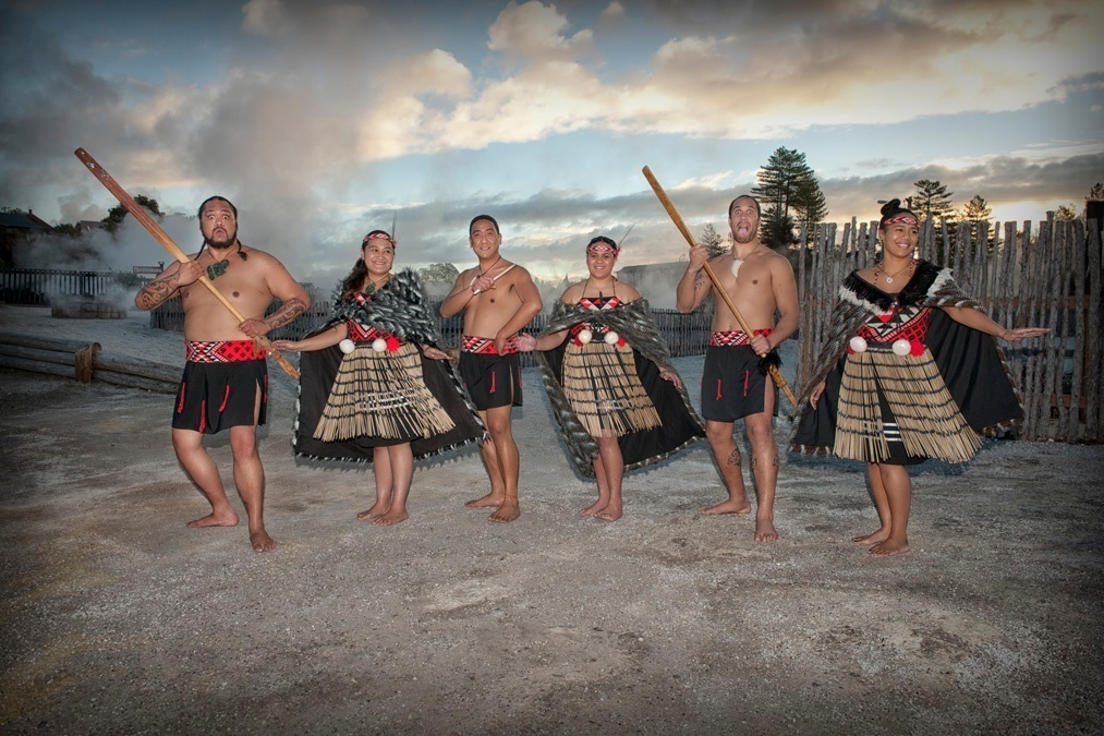 Rotorua - Soak up the best of New Zealand's fascinating Maori culture, explore dramatic landscapes; bathe in lake-edge thermal pools and admire magnificent strands of subtropical rainforest. 1hour 15 minutes drive. More…