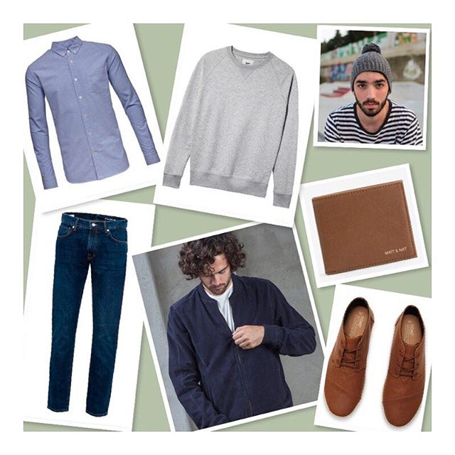 Better late than never! Our January men's #ASOM, or Affordable Sustainable Outfit of the Month, is now featured on our website. Click the link in bio to find out the brands and prices. And hurry, cause sales are ending soon! #january2018 #affordable #sustainablefashion #sustainableoutfit #ecofashion #ethicalfashion #fairlycom