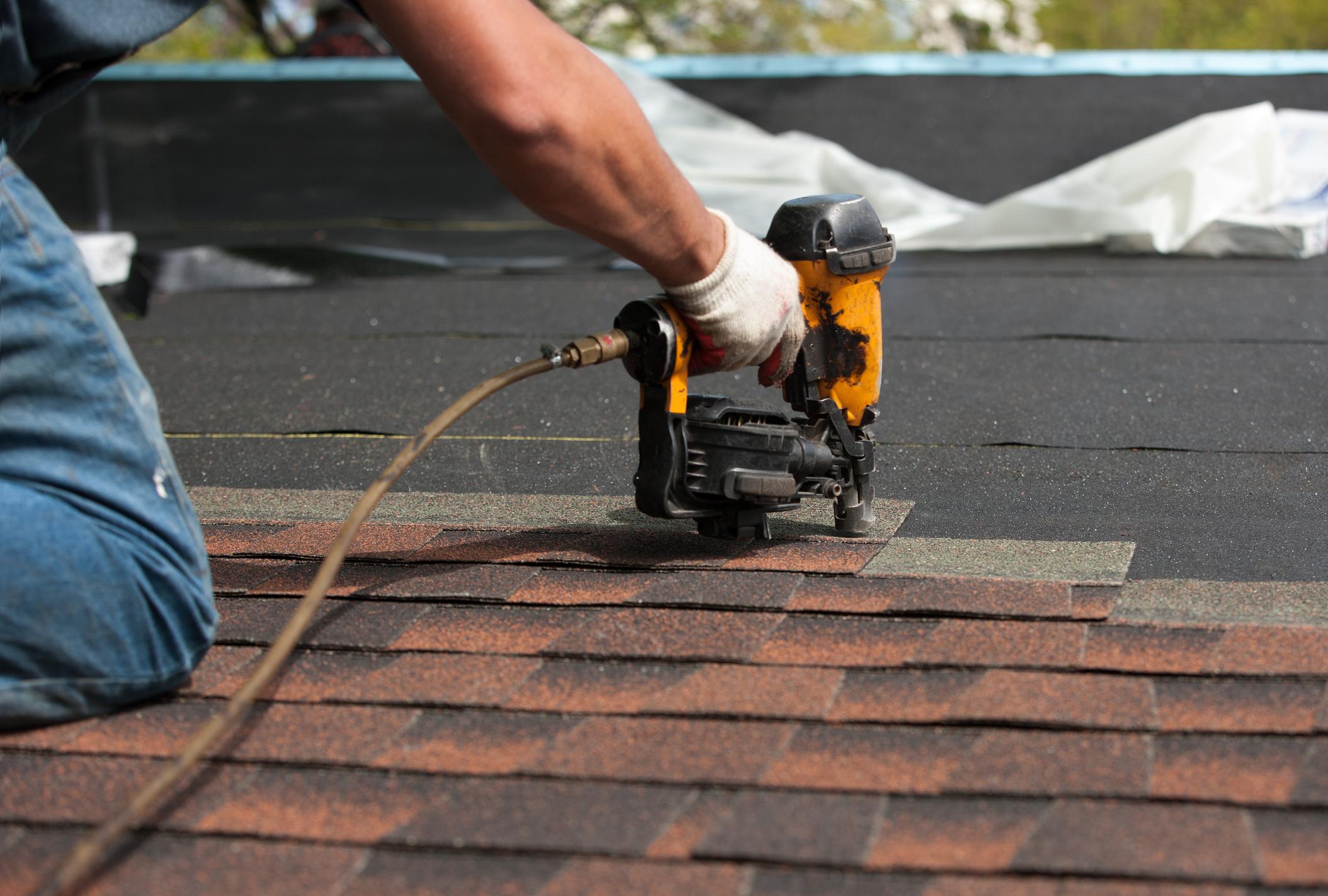 Shingle Roofs -