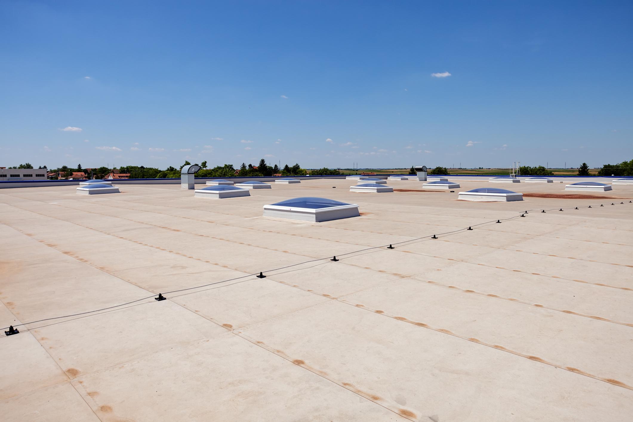 Flat Roofs -