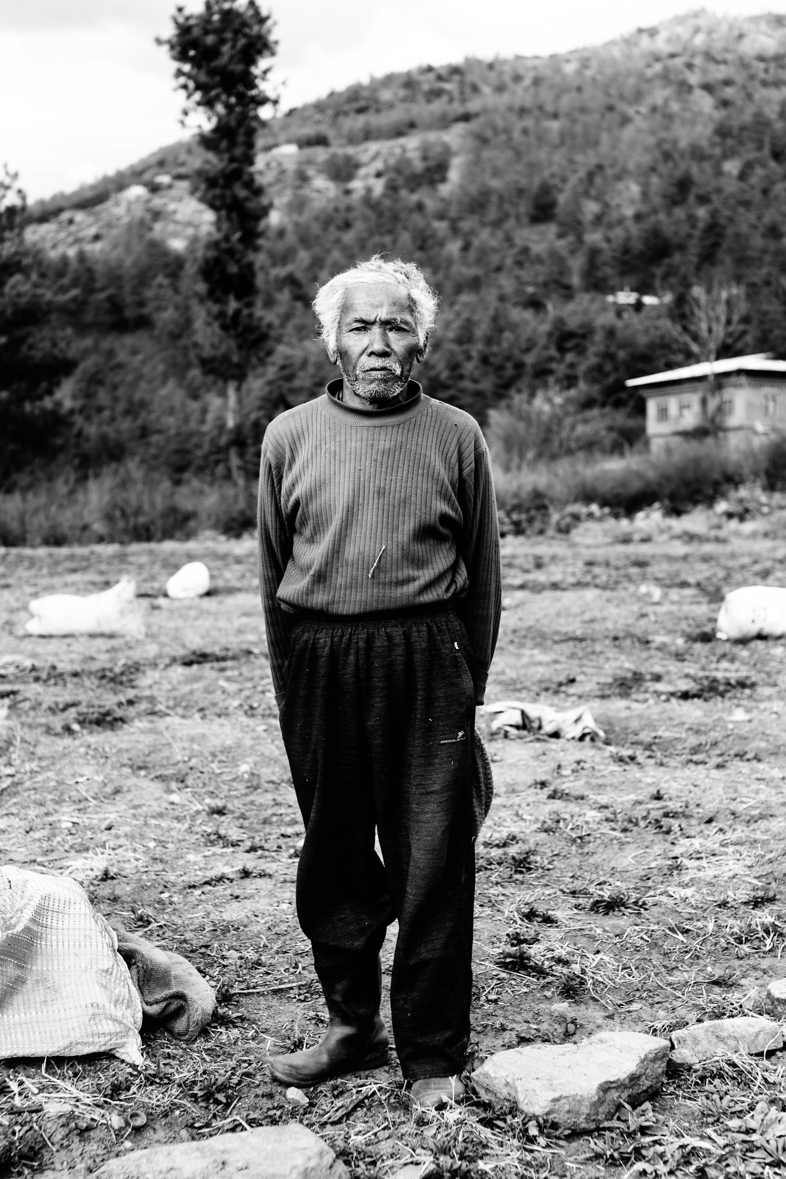 Paro-bhutan-gentleman