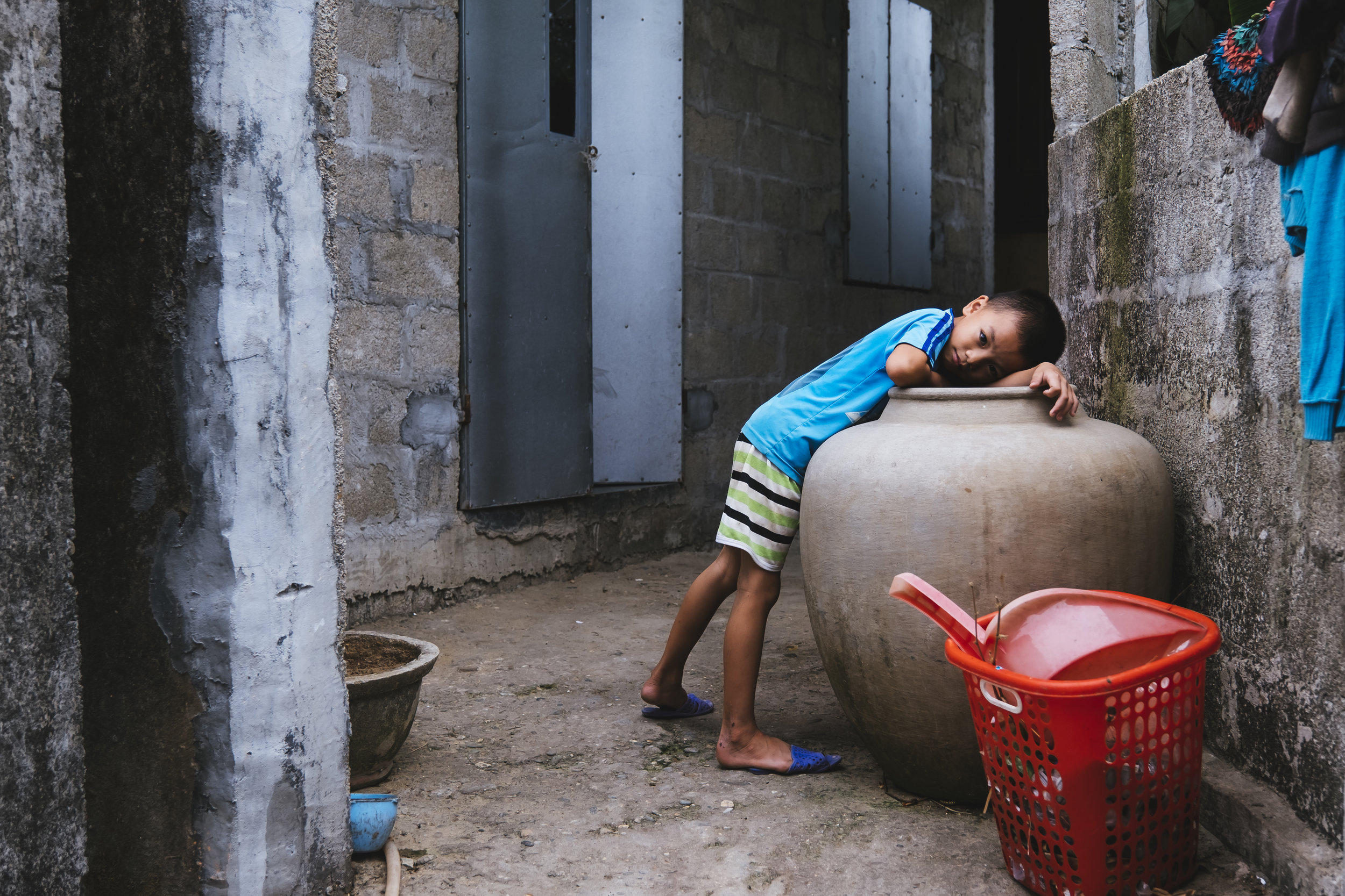 Vietnam-village-boy