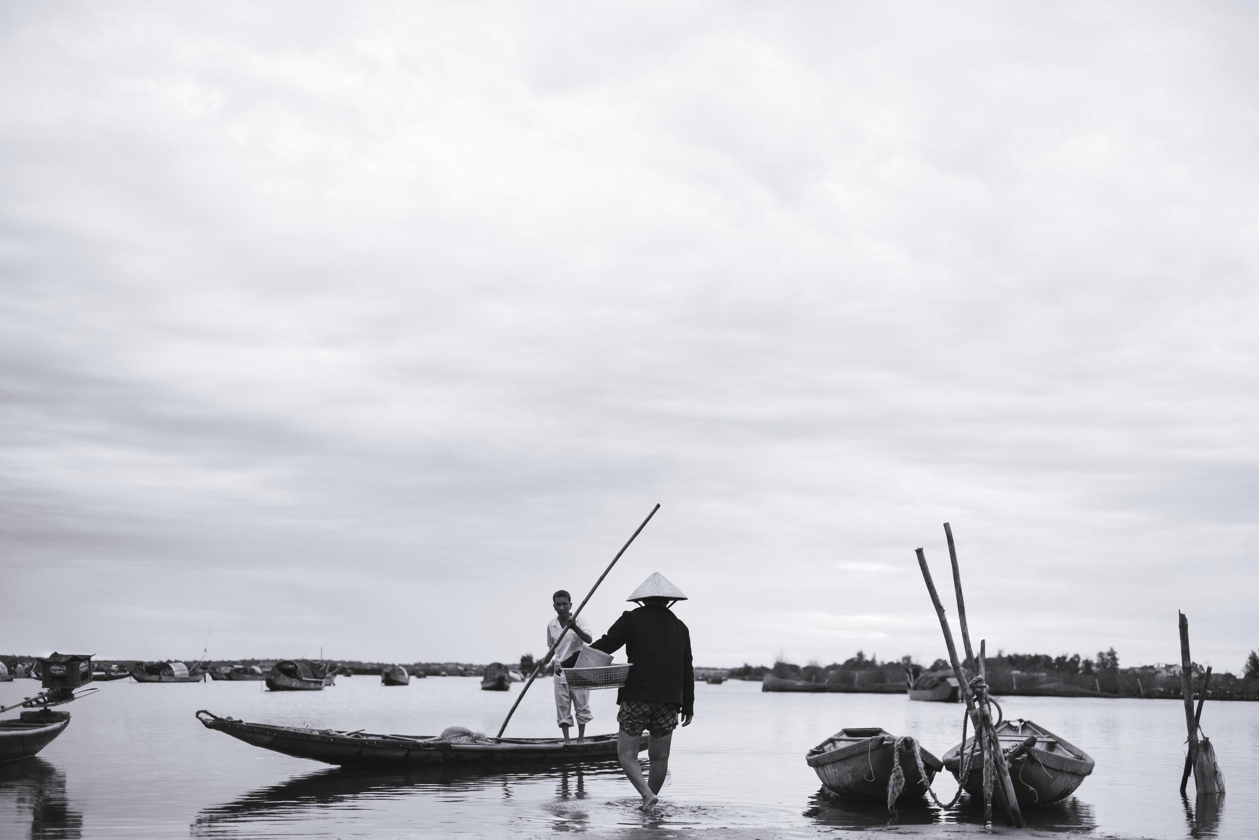 Vietnam-lagoon