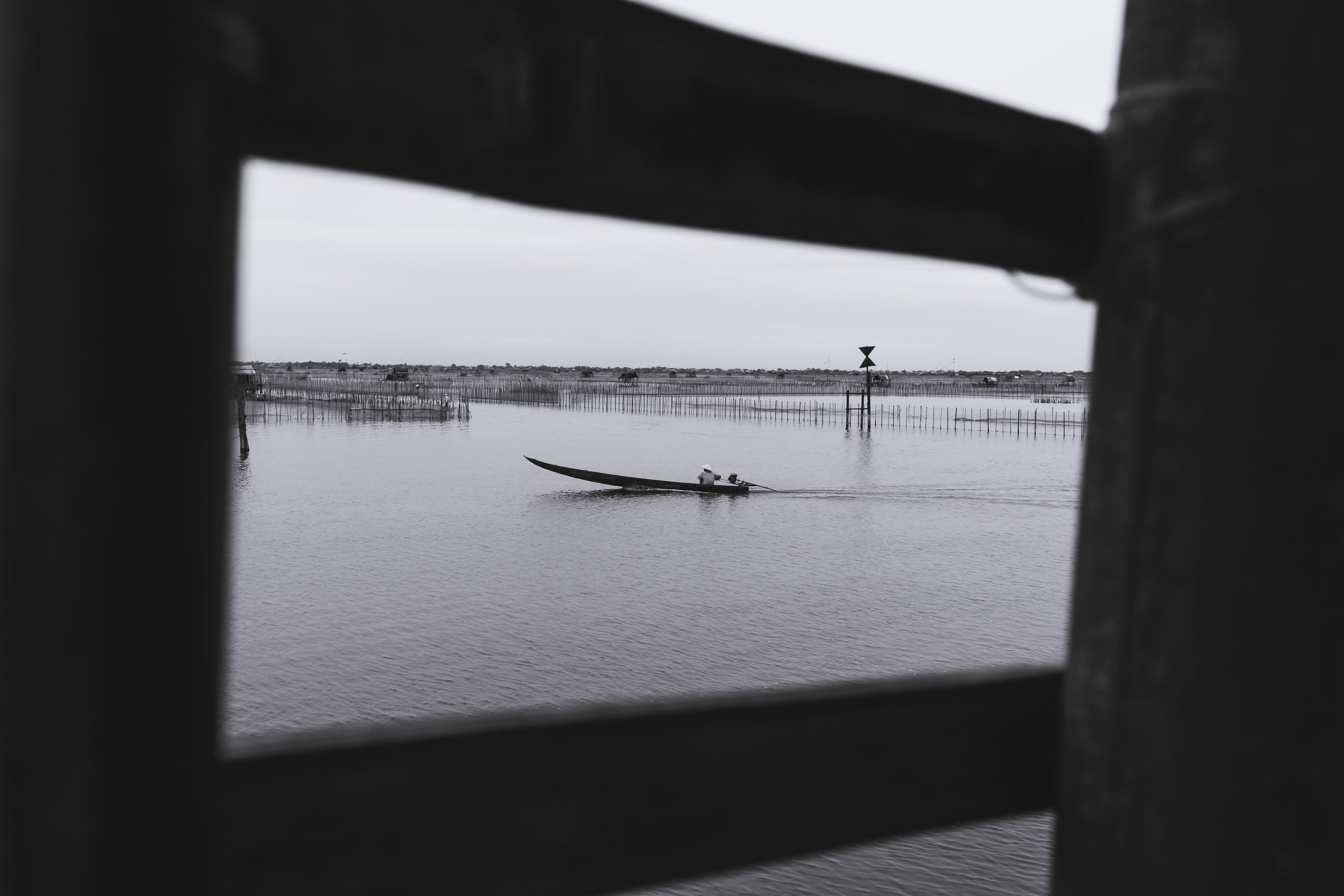 Vietnam Lagoon Boat