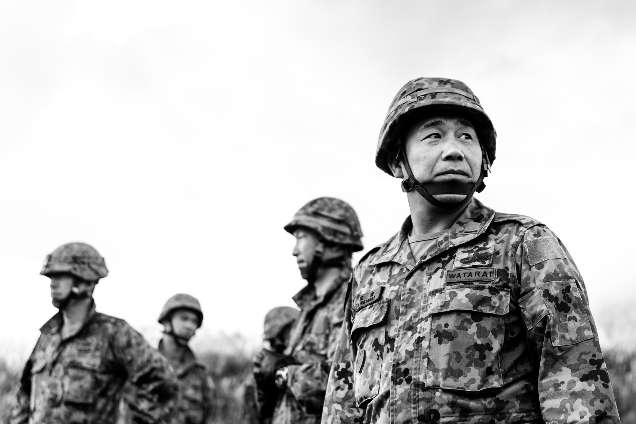 Japan-army