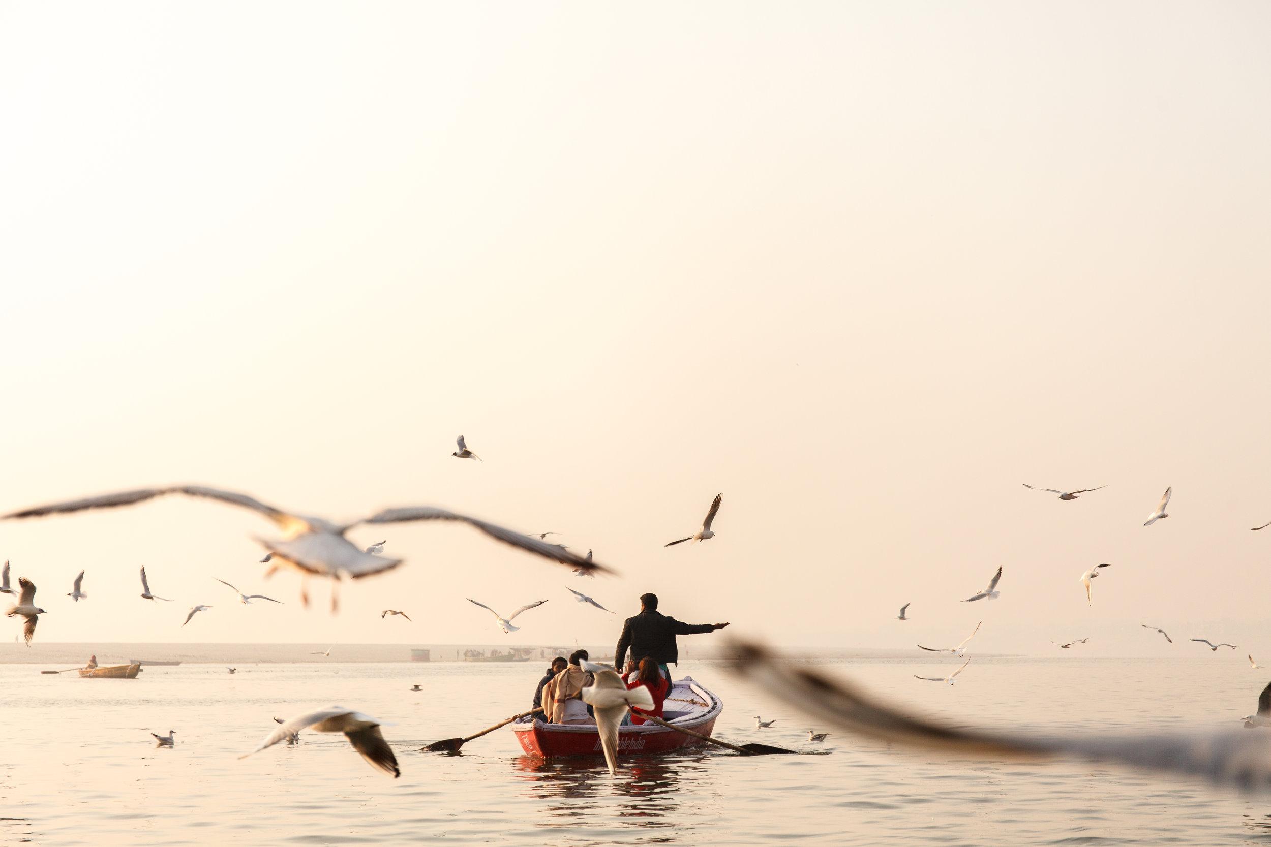 Varanasi-India-Mellor