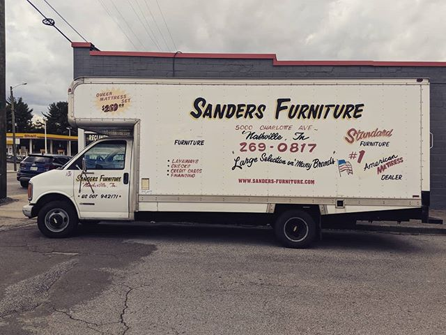 Type appreciation post! Love this old hand lettering on the side of the delivery truck 🙌 #nashville #handlettering #handlettered #handletteringph #signpainting #signs #signpainter #typography #type #typetherapy #typematters #typegang #typespire #typespiration #typer #calligraphy #calligrapher