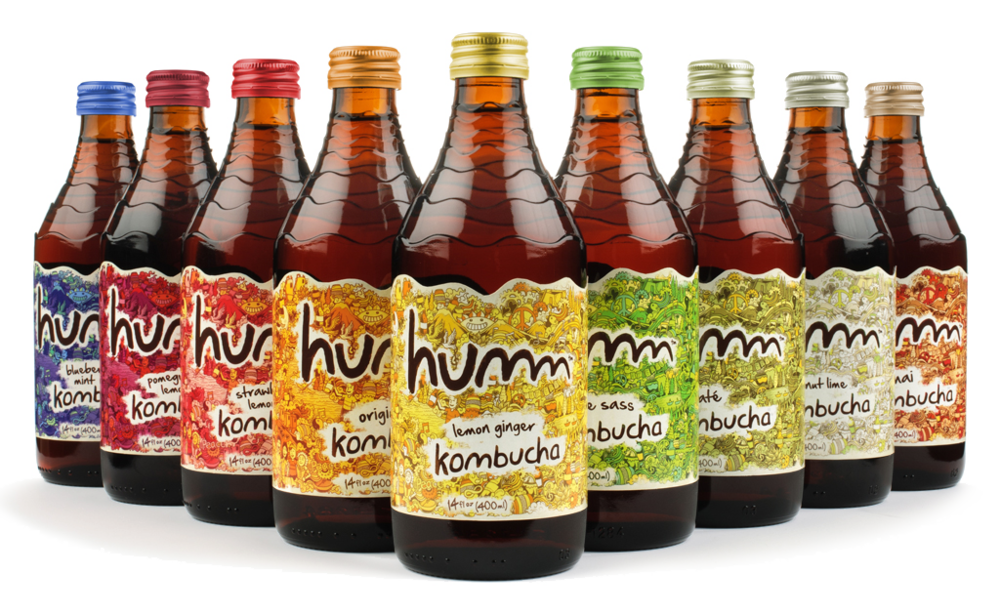 CPG Marketing - With national distribution including Target and Walmart, Humm Kombucha has made kombucha available to everyone. Projects included consulting, digital marketing team trainings and reporting.